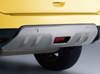 X-TRAIL Rear Bumper Guard