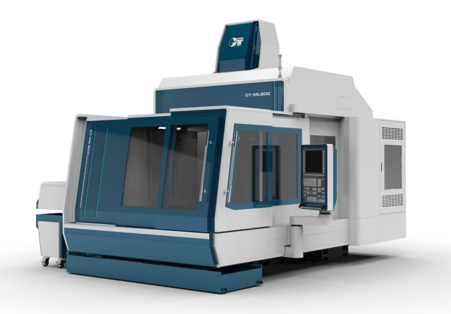 High Speed Vertical & Horizontal Milling & Lathe Complex Machine center