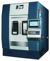 Ultra High Precision Double Column Machining Center with Linear Motor Drive