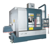 High speed 3-axis machining center
