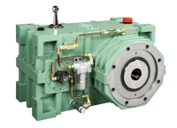 Gearbox for Plastic Extruders