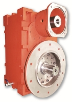 Gearbox for Plastic Injection Machines