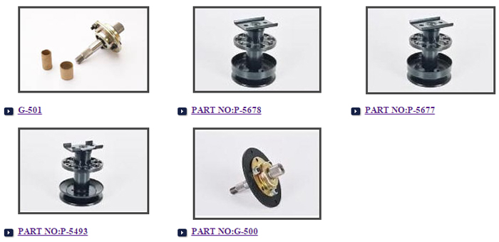 Spindle Assemblies