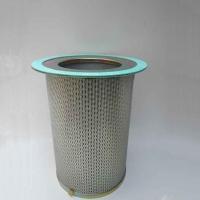 High-efficiency fuel-water separator