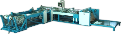 PP WOVEN BAG CUTTING & SEWINE MACHINE