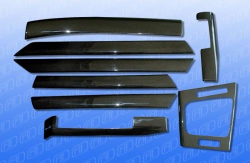Carnob Fiber Interior for BMW E46(Sticker)