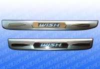 Cens.com Door Sill Plate for TOYOTA WISH 上海松新電子科技有限公司