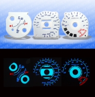 Cens.com EL Gauge Faces(Reverse Type 1) SHANGHAI SONG XIN ELECTRONIC TECHNOLOGY CO., LTD.