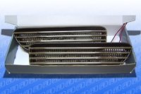 Fender Side Grills for BMW E46 M3(Chrome)