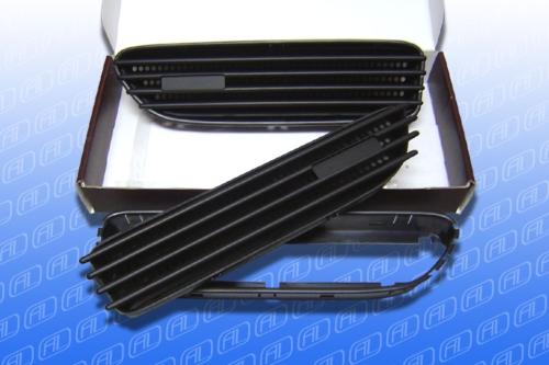 Fender Side Grills for BMW E46 M3(Black)