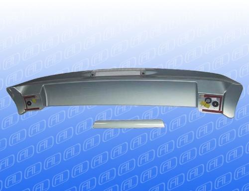 TOYOTA PRADO FJ120 Roof Spoiler (ABS)
