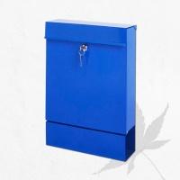 Coated Mailbox