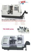 High Speed, Compact CNC Lathe