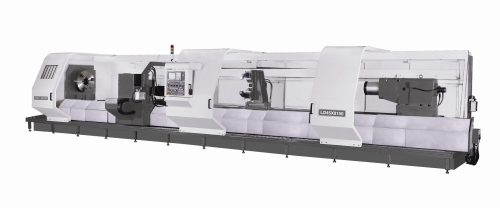 Heavy Duty CNC Lathe(Big bore)