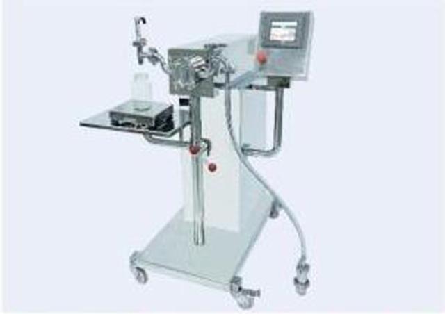 自吸式液體計量充填機