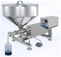 Semi-automatic Measuring & Filling Machine