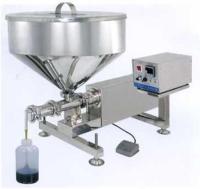 Semi-automatic Measuring & Filling Machine