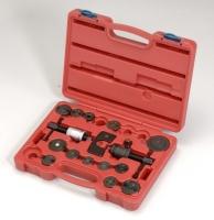 21-PC Tool Kit For Disc-Brake/Caliper