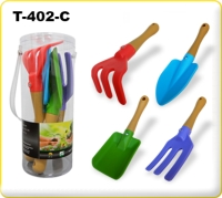Cens.com Garden Tools-4PCS Kid`s Tools SHEN YU PLASTIC CO., LTD.