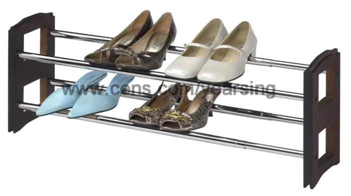 Adjustable Shoe Rack