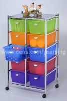 Cens.com Drawer Storage Cart YEAR SING PLASTICS CO., LTD.