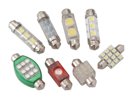 Festoon / Interior LED Light Bulb