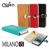 Cens.com iPhone 5 Leather  Case - Milano Series MACA LINK CO., LTD.