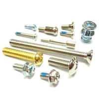 AA008机械牙螺丝&耐落螺丝