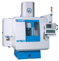 Turnkey Vertical Drilling, Boring and Milling Machine