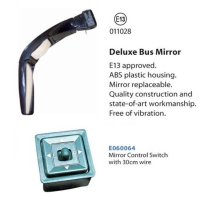 Cens.com Deluxe Bus Mirror AUTOPAX SUPPLIES, LTD.