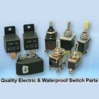 Quality Electric & Waterproof Switch Parts