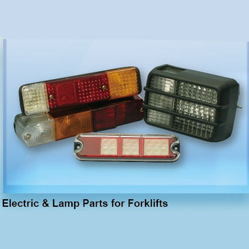 Electric & Lamp Parts for Forklifts