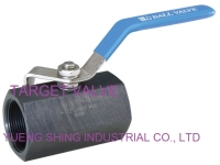 1-PC Hexagon Ball Valve