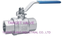 2-PC M3 type Ball Valve