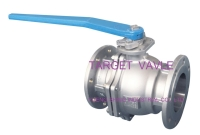 2-PC Flanged Ball Valve (PN16)