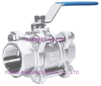 Cens.com 3-PC M3 type Ball Valve (TARGET VALVE) YUENG SHING INDUSTRIAL CO., LTD.