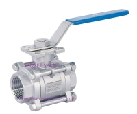 3-PC M3 type Ball Valve