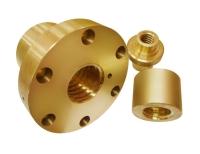 Bronze Nut