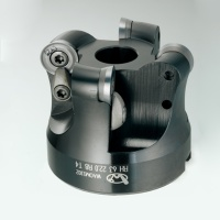 RH R-Type Surface Milling Cutter