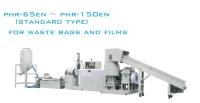 Plastic Waste Recycling Machine PHR-65EN/PHR-150EN