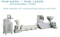 PLASTIC RECYCLING MACHINE