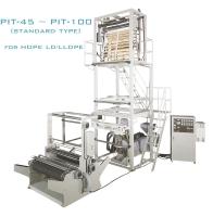 高速吹膜制造机