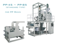 PP RESIN INFLATION TUBULAR FILM MANUFACTURING MACHINE