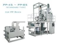PP RESIN INFLATION TUBULAR FILM MANUFACTURING MACHINE