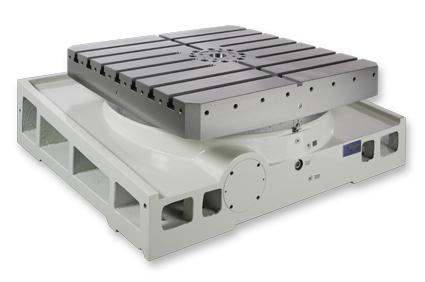 CNC电脑数控卧式齿式分割台