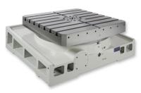 CNC電腦數控臥式齒式分割台
