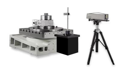 Agilent 雷射角度定位量测系统