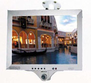CCTV Video Surveillance LCD Monitor