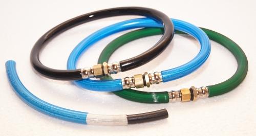 High-pressure spray hose