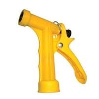 """4 1/2"""" Plastic Trigger Nozzle W/Resin Stem & Nut"""